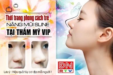 Tư vấn nâng mũi S-Line