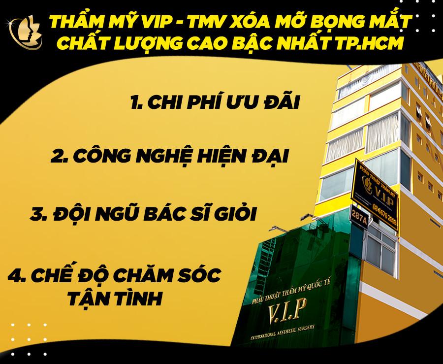 thẩm mỹ viện VIP