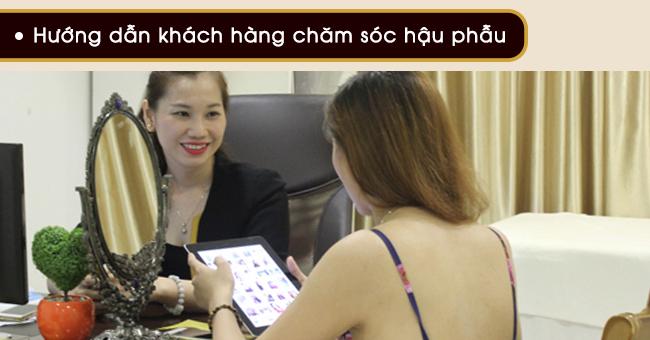 hướng dẫn bác sĩ lấy mỡ mắt tốt ở TPHCM