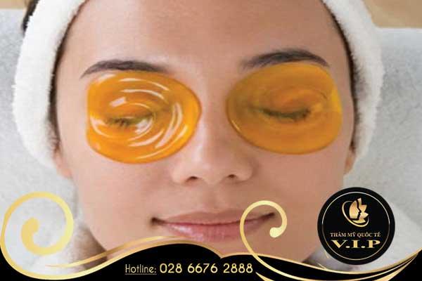 cách trị bọng mắt và thâm quầng hiệu quả