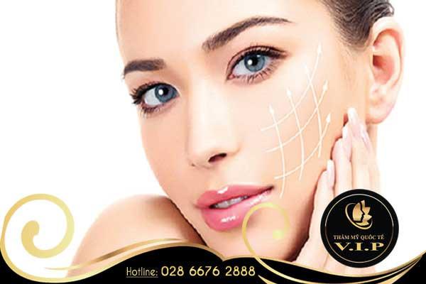 các phương pháp căng da mặt