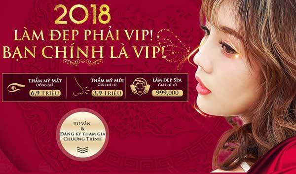 Chương trình ưu đãi tháng 1 VIP