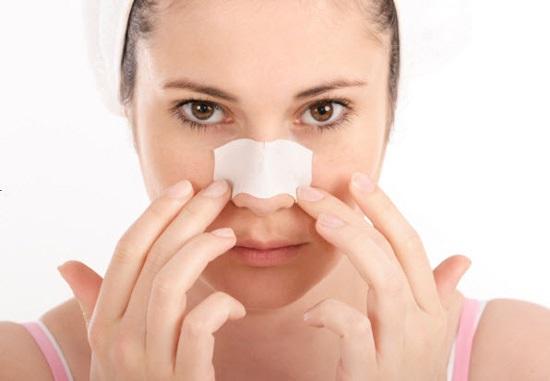 cách khắc phục bóng đỏ đầu mũi sau nâng