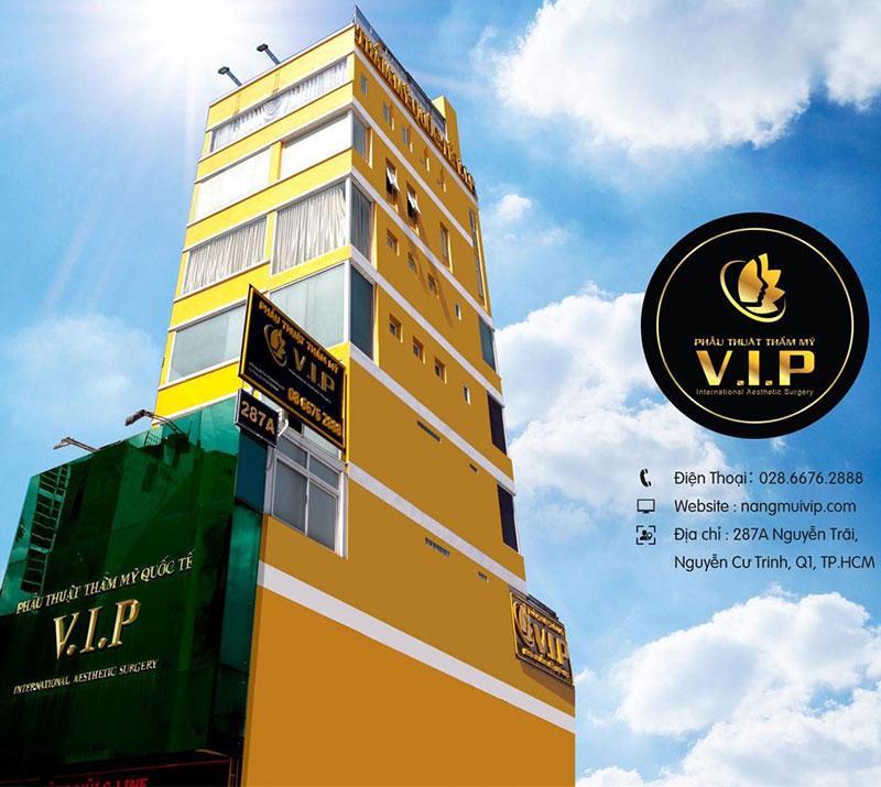 VIP là địa chỉ thẩm mỹ uy tín nhất hiện nay